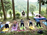 FITDIVA Forest Yoga