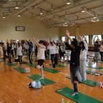 2016 Hiromi Yoga Work Shop