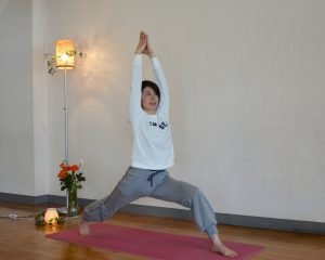 FitDiva Yoga Teacher Mina