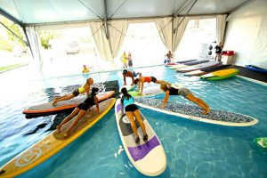 inground_pool_sup_workouts_paddle_board_yoga