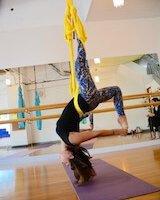 FitDiva Aerial Yoga